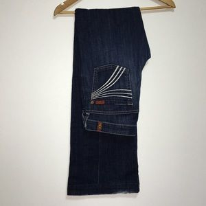 7FAM | Woman's Jeans | GUC